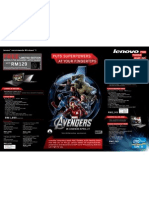Avengers Flyer V3 Front Pathed