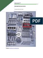 Componentes Basicos y Subsistemas de Los Motores Alternativos