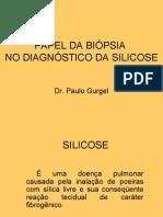 PAPEL DA BIÓPSIA NO DIAGNÓSTICO DA SILICOSE