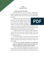 Laporan Praktek Kerja Lapangan MSDM - Bab III