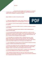 SIMULADO DE LEI ORGÂNICA DO DF