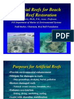 11-Submerged Artificial Reefball Breakwaters