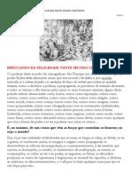 BRINCANDO DE FELICIDADE NESTE MUNDO CEMITÉRIO! - Caio Fabio