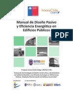 Manual de Diseño Pasivo y Eficiencia Energética en Edificios Públicos