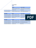 2012 IELTS Test Dates - BCPhils - October to December