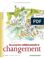 Une Perspective Multidimensionnelle Du Changement