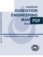 Canadian Foundation Engineering Manual 4th Edition Pdf