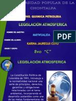 Legislación Atmosferica