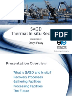 SAGD Thermal in Situ