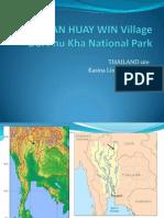 Adaptation Case in Doi Phu Kha National Park