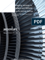 Accenture Aerospace and Defense PoV Engineering Services