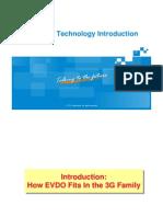Introduction to EV-DO