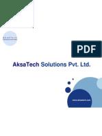 Aksatech Profile