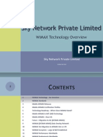 WiMAX Technology Overview v1