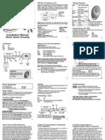 Honeywell WEL-Y Install Guide
