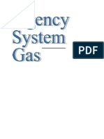 Gas Agency System