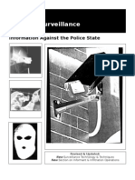 Counter-Surveillance-Information Against the Police State