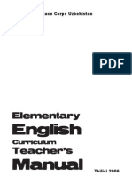 3 Elementary English Curriculum Teacher Manual - Page 3 Copy