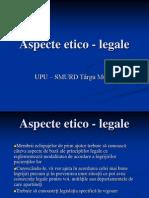 3 - Aspecte etico - legale