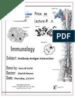 Immuno . Lec 5