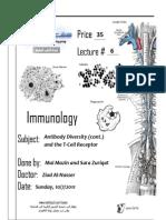 Immuno - Lec 6