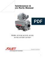 DC Drilling Motor Maintenance Manual