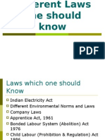 psm_different laws one should know