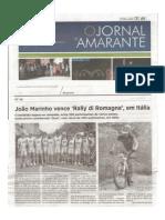 Jornal de Amarante - Rally Di Romagna