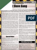 Pit Slave Gang