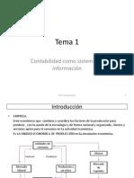 Tema 1.Contabilidad Como Sistema de Informacion
