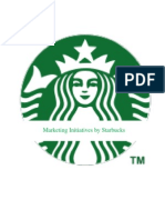 Starbucks Digital Marketing