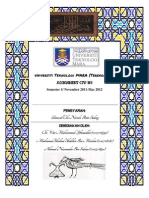 Assignment CTU Sem1 2011-2012