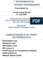 presentation_tariff determination generation &       transmission_1[1]