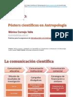 Seminario Posteres en Antropologia