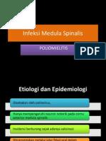 Infeksi Medula Spinalis