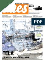 Tela // Volume II, Issue 009 (Barcelona's BCN MES)