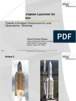 David_Iranzo_Ariane5 possible derivatives_LOFARworkshop 2005