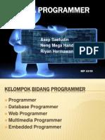 Etika Programmer