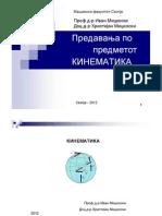 Kinematika 2012.Ppt` g