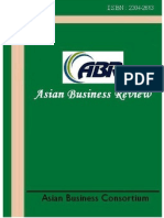Asian Business Review (ABR)