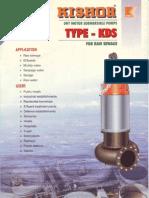 KDS Catalogue