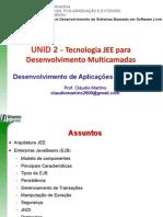 u02-Tecnologia JEE Para Desenvolvimento Multicamadas