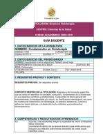 Guia Docente Fundamentos Fisioterapia 10-11