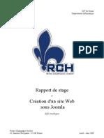 Rapport Info