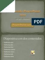 Conociendo PowerPoint 2010