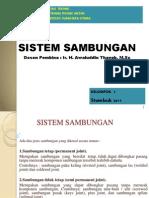 Sistem Sambungan (Yes)