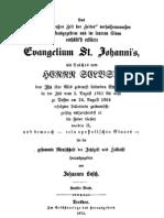 jakob Lorber - Großes Evangelium Johannes Band 2 1872