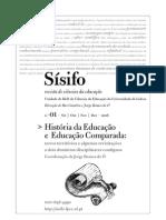 Sisifo N. 01 - História de Ed e Ed comparada - Set-Dez 2006