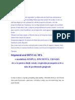 Prima Pagina Aqua-Dent