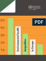 Environmental Health Inequalities in Europe